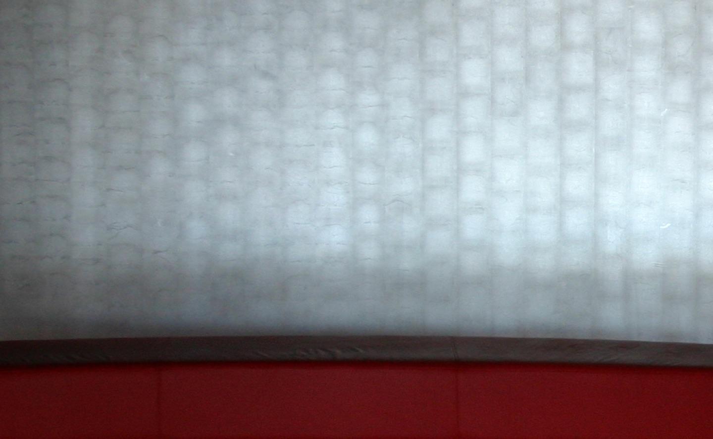 silver leaf wall
